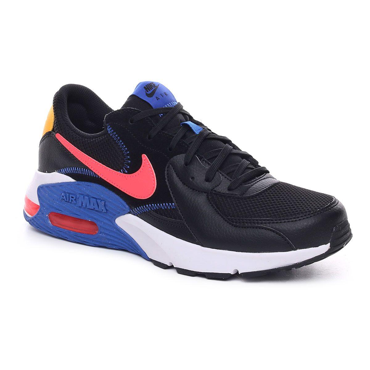 Nike Air Max Excee Uomo Nero Rosso