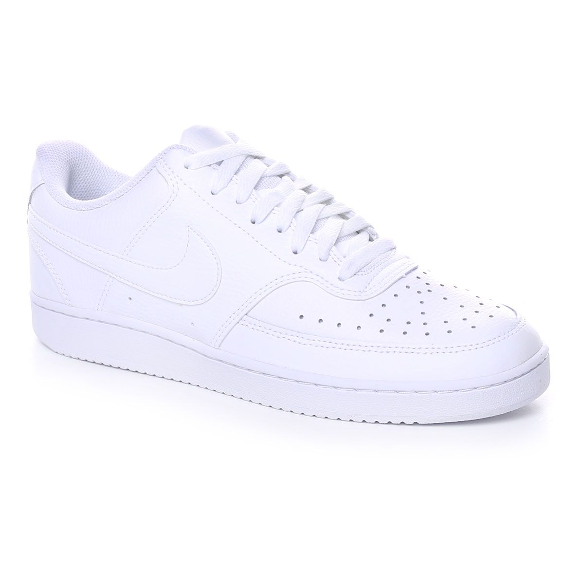 Nike Court Vision Low Uomo White