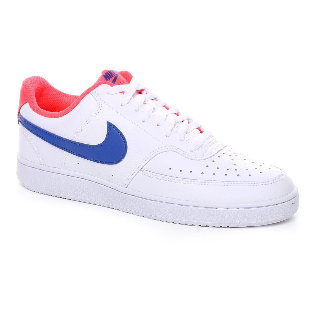 Nike Court Vision Low Uomo Bianco