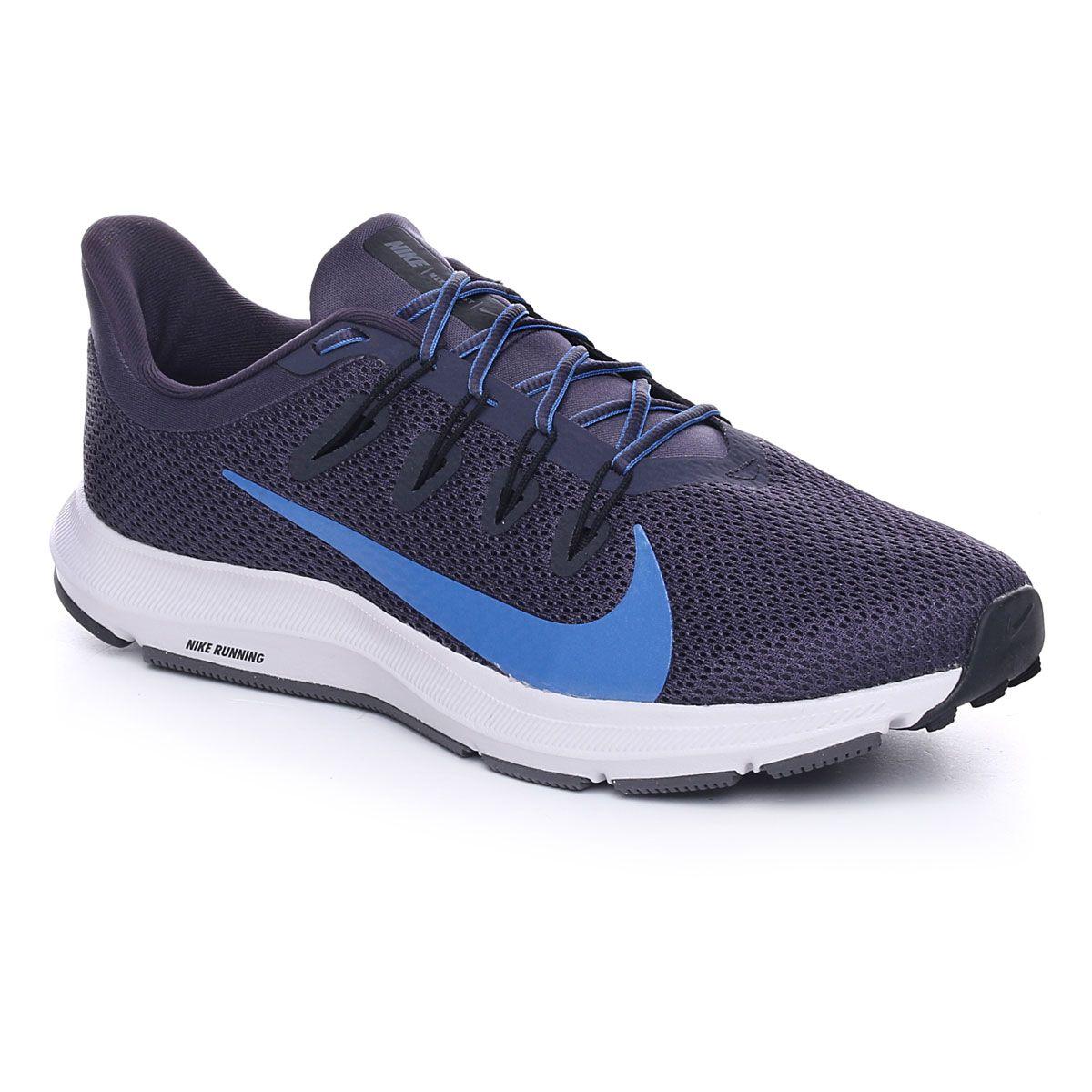 Nike Quest 2 Uomo Blue White