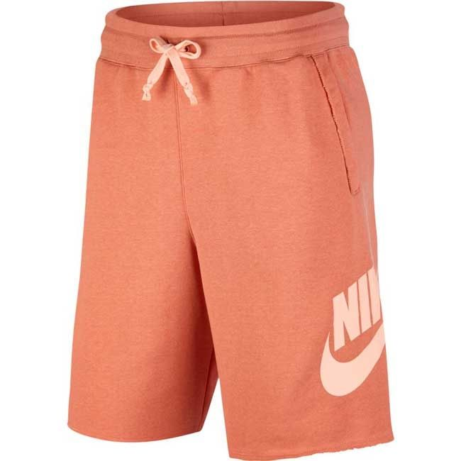 Nike Short Sportswear Alumni Uomo Mattone