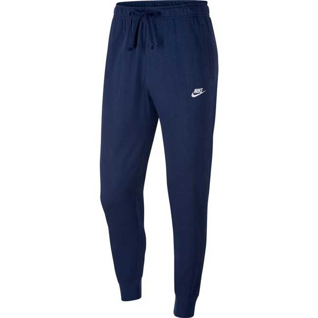 Nike Pantalone Jogger Sportswear Club Uomo Blu