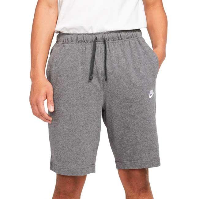 Nike Pantaloncino Sportswear Club Uomo Antracite