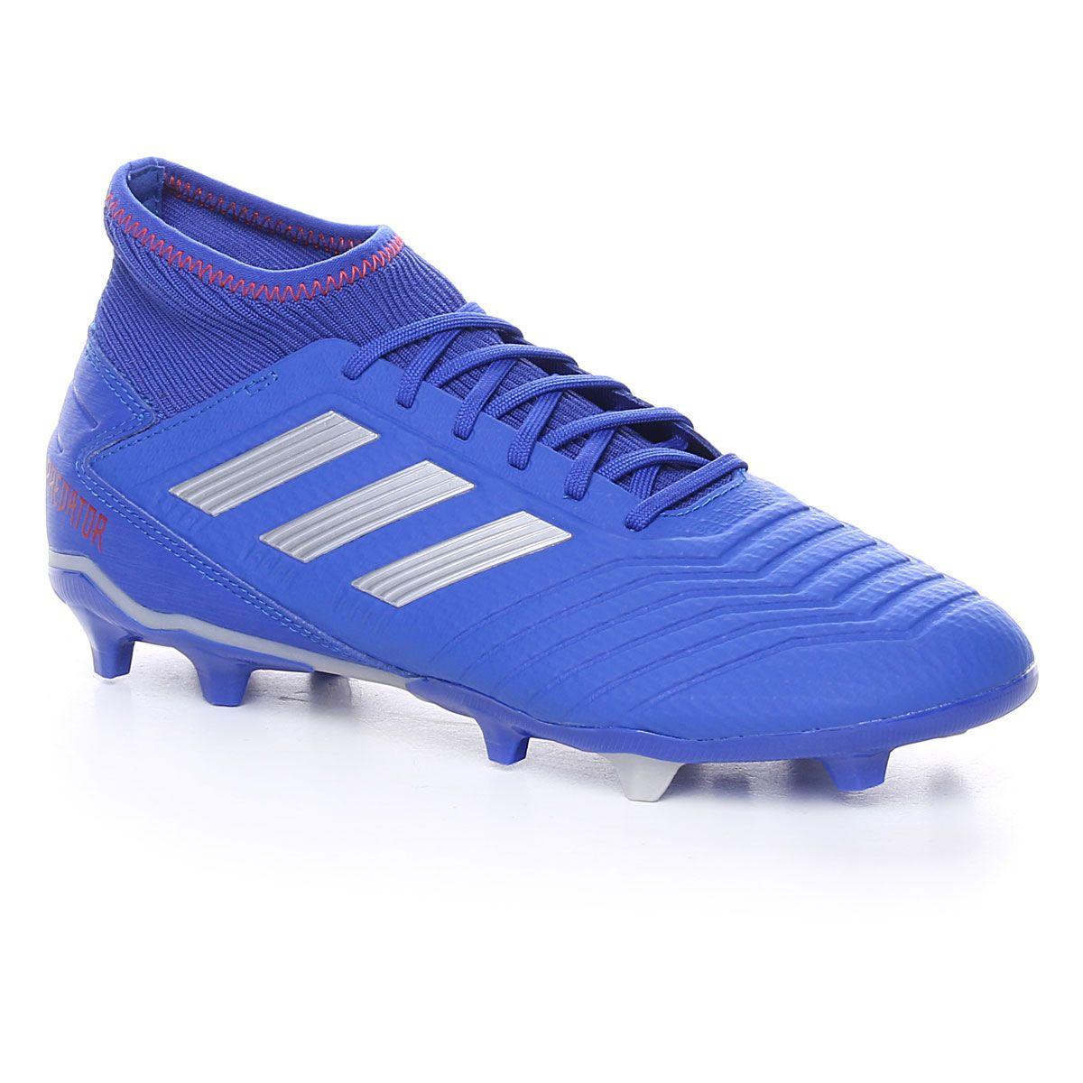 adidas Predator 19.3 Fg Bold Blue