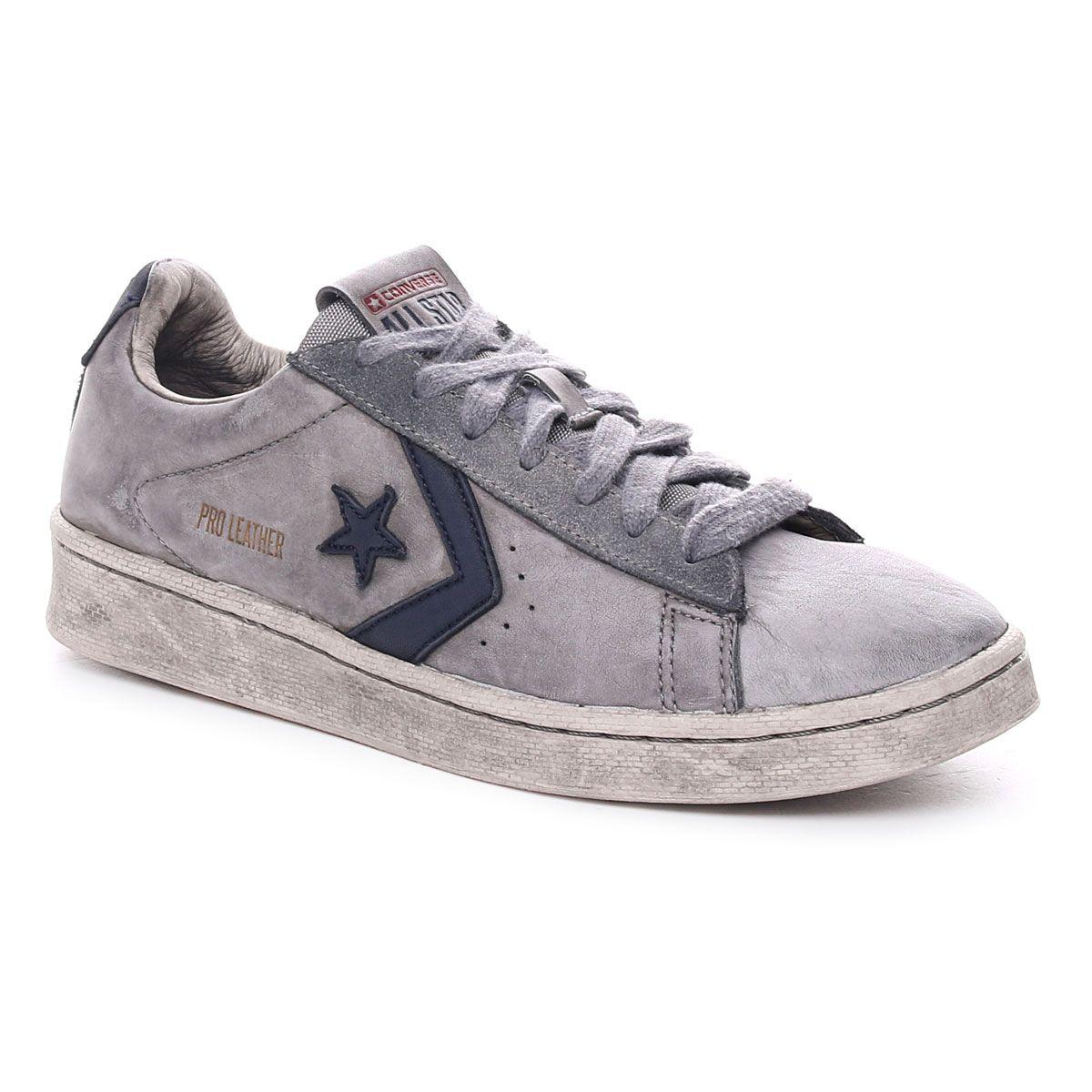 Converse Pro Leather Og Limited Uomo Bianco Blu