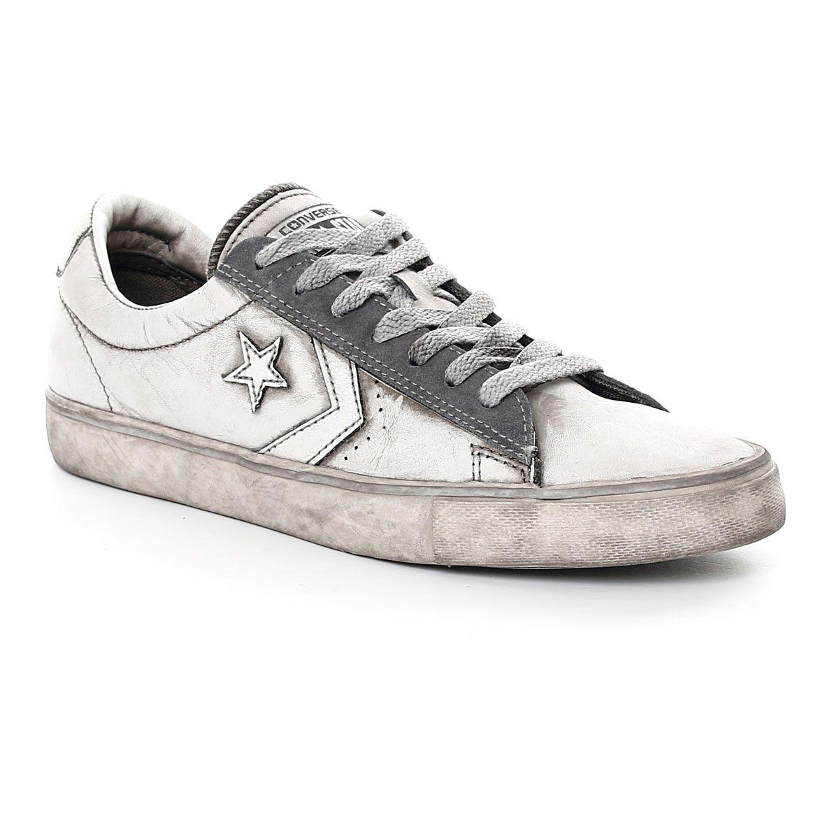 Converse Pro Leather Limited Edition Smoke White