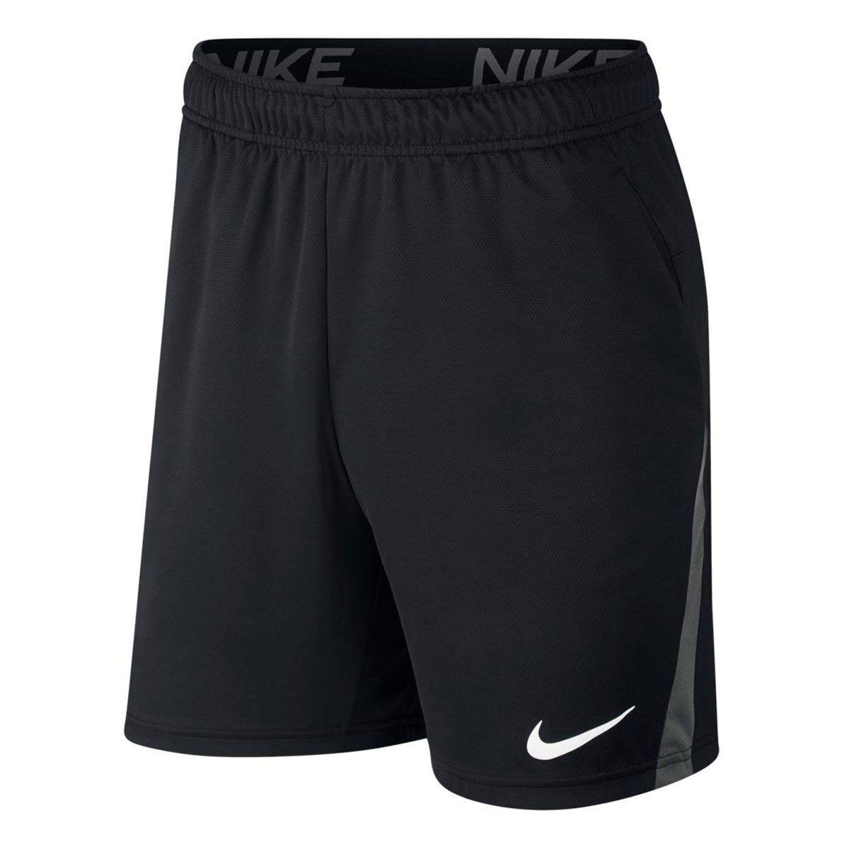Nike Short Dry 50 Uomo Nero Grigio