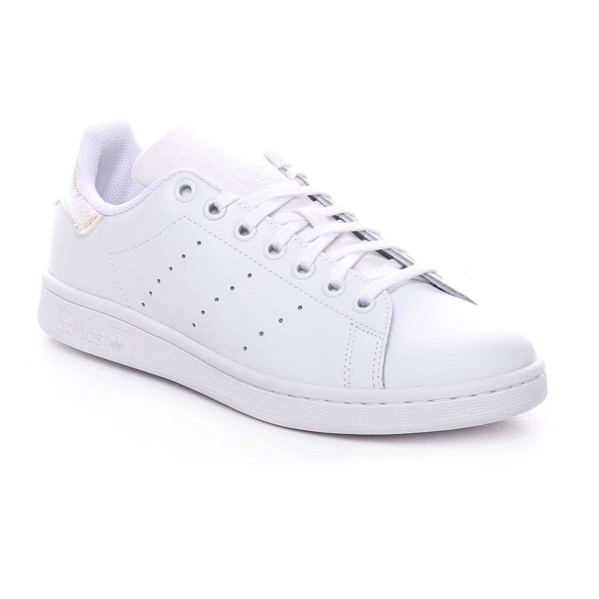adidas Stan Smith Junior Bianco Iridescente