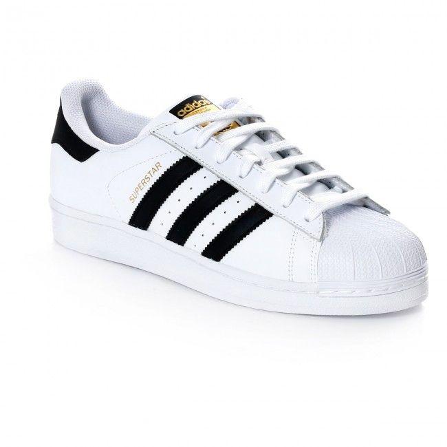 adidas Superstar Bianco Nero