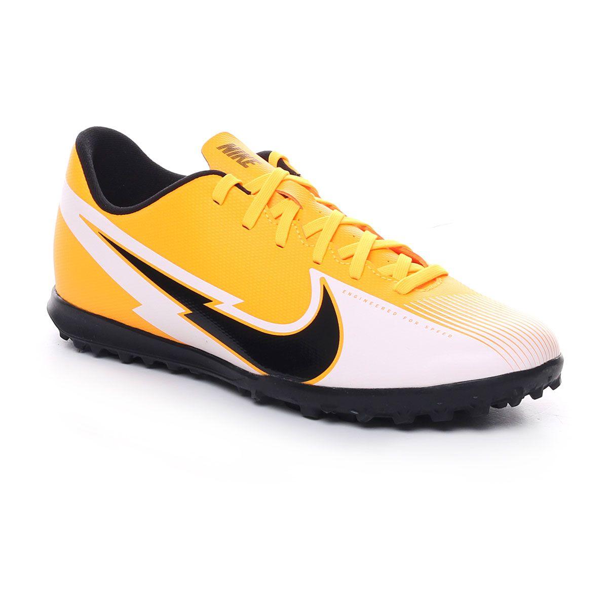 Nike Mercurial Vapor 13 Club Turf Daybreak Pack Uomo Arancione