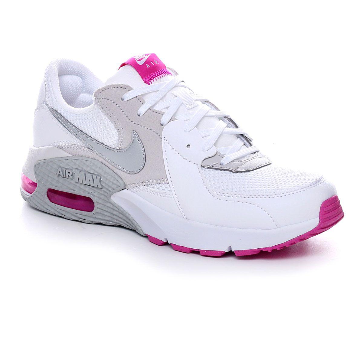 Nike Air Max Excee Donna Bianco Fucsia