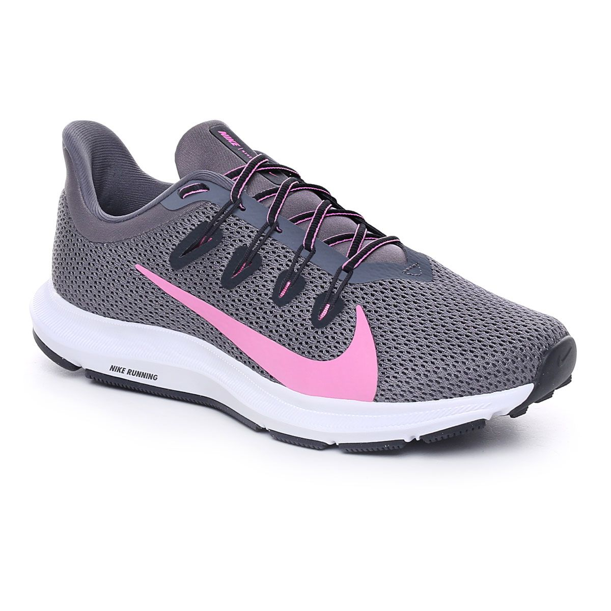 Nike Quest 2 Donna Cool Grey Psychic Pink