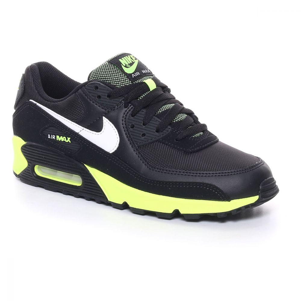 Nike Air Max 90 Uomo Nero Lime