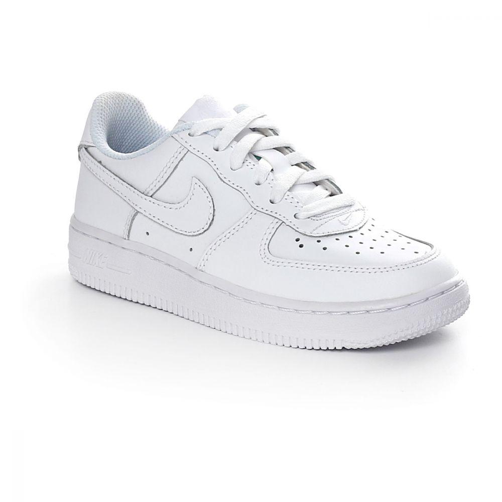 Nike Bambino Air Force 1 Ps Bianco
