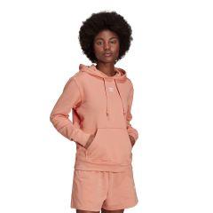 adidas Felpa Hoodie Adicolor Essentials Donna Rosa NonSoloSport