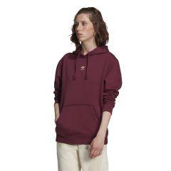 adidas Felpa Adicolor Essentials Fleece Donna Bordeaux NonSoloSport