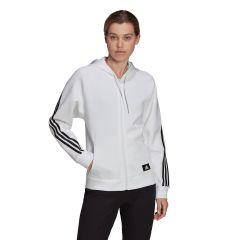 adidas Giacca Sportswear Future Icons 3-Stripes Donna Bianco NonSoloSport