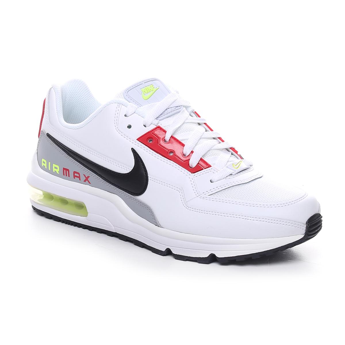 Nike Air Max Ltd 3 Uomo Bianco Rosso