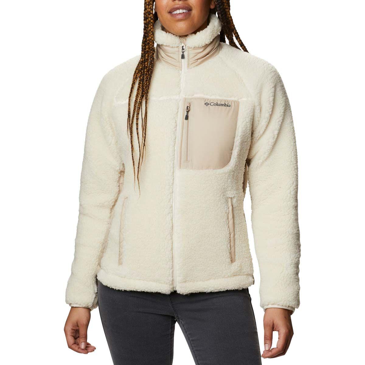 Columbia giacca archer ridge II donna bianco panna