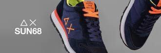 sun68 sneakers nuove collezioni